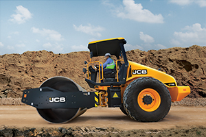 JCB Single Drum Vibratory Rollers Price Nepal