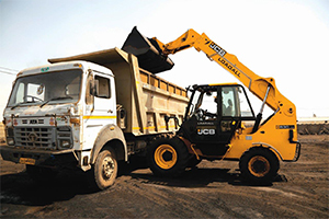 JCB Telescopic Handlers Price Nepal
