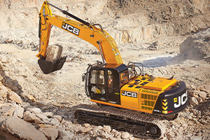 JCB Tracked Excavators Price Nepal